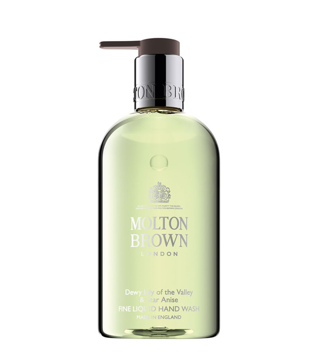 MOLTON BROWN Dewey Lily of the Valley & Star Anis Hand Wash