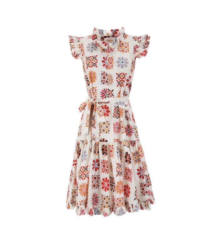 short and sassy mini a-line dress