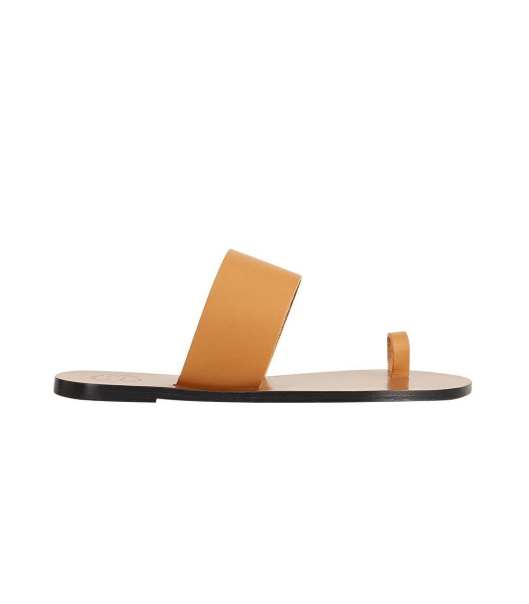 Atp Atelier Astrid Terra Toe-strap Sandal