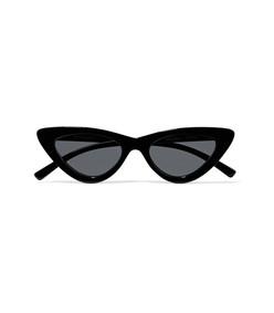the last lolita cat-eye acetate sunglasses