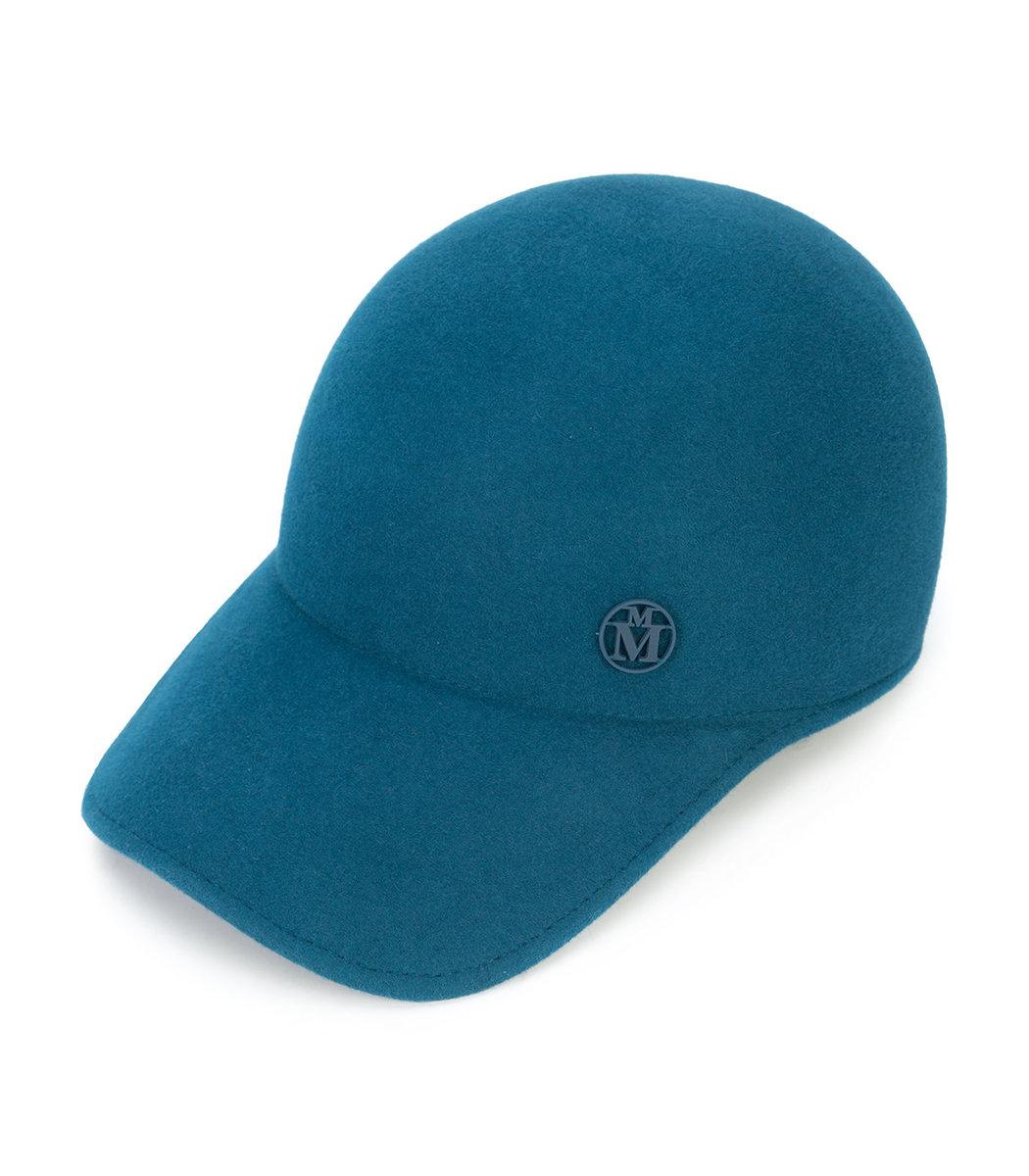 classic baseball cap - Blue Maison Michel FMqHdcz8ir
