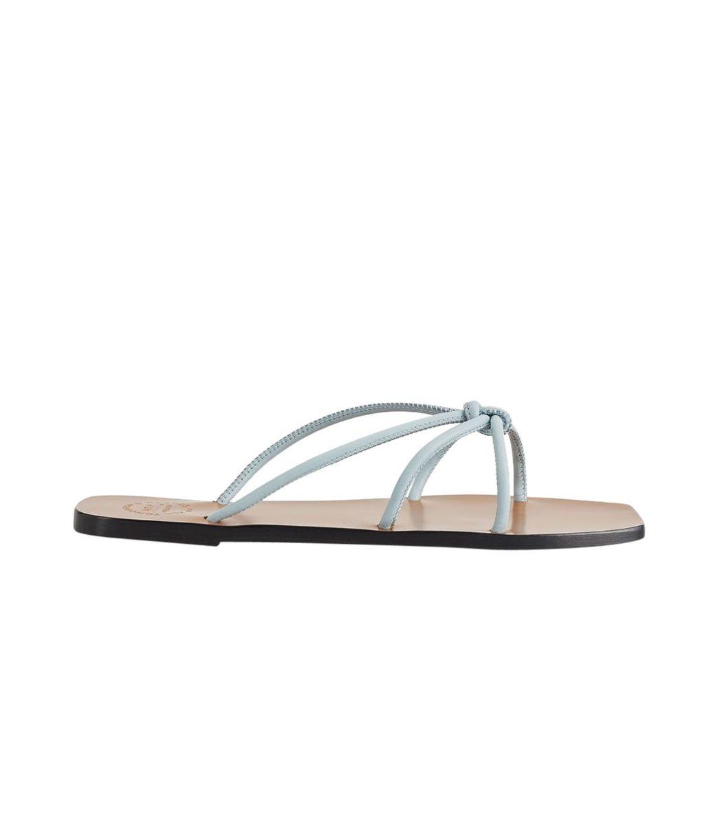 Atp Atelier Panni Light Blue Sandals