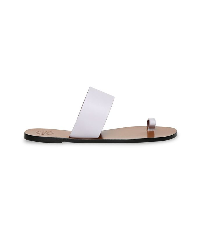 astrid lilac vacchetta sandal