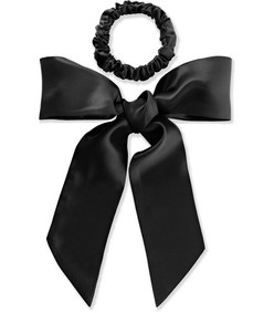 silk ribbon and hair tie set