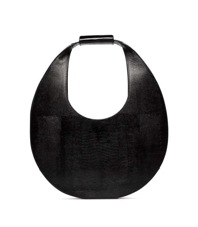 large moon shoulder bag