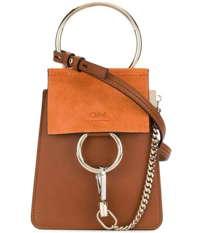 small faye bracelet bag
