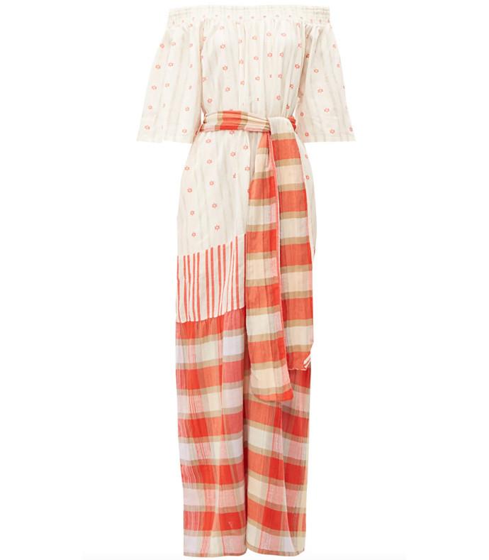 casa tulip maxi dress