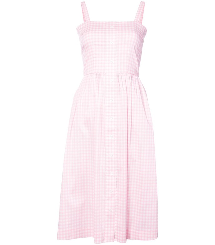 laura gingham dress