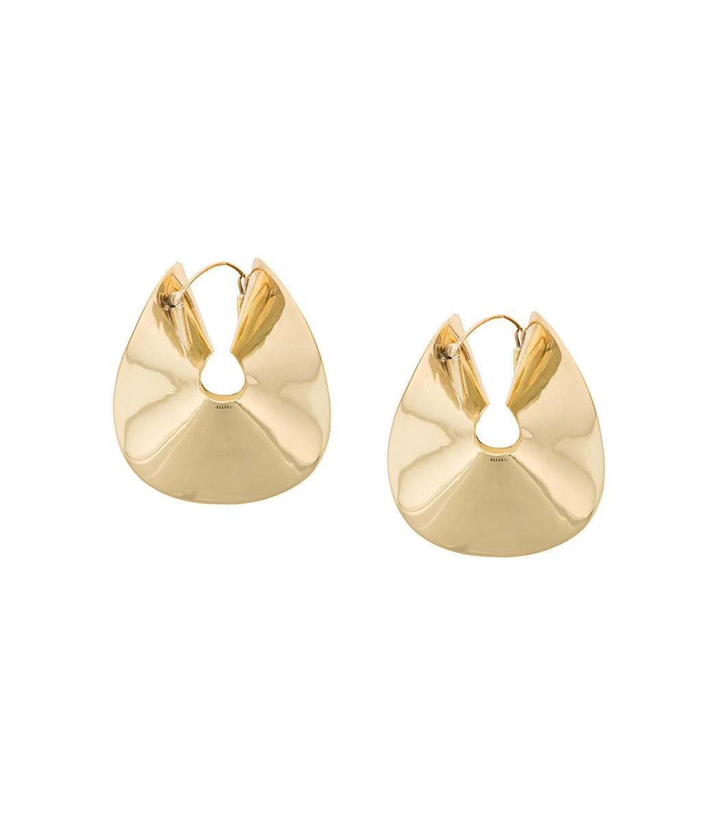 Ellery Siouxsie Flounce earrings sJgfPYf5AF