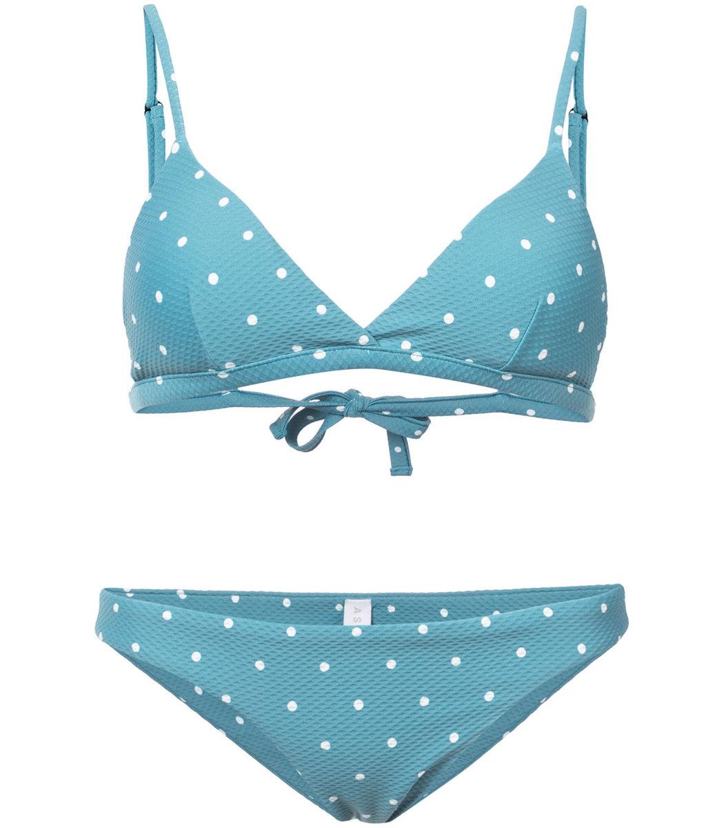Asceno Polka-Dot Bikini