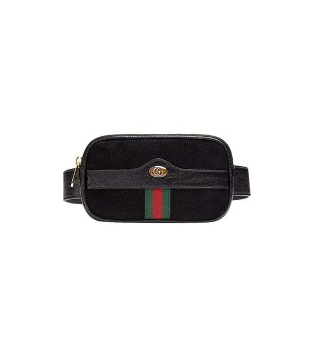 2843e7aeb47 Home   Gucci   Ophidia Mini Suede Belt Bag. prev