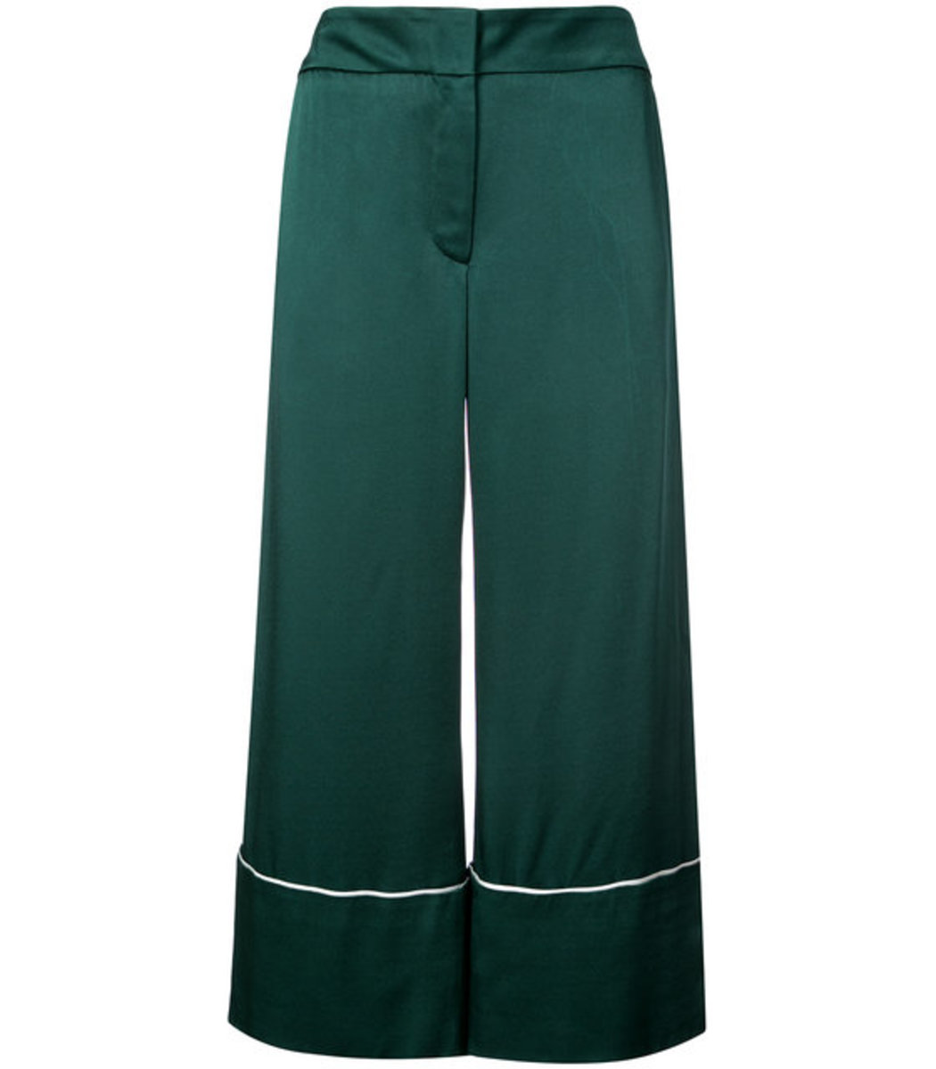 High Waisted Culottes