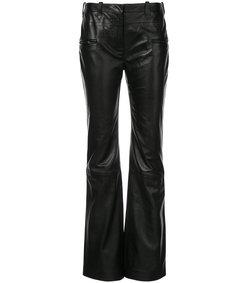 black serge trousers