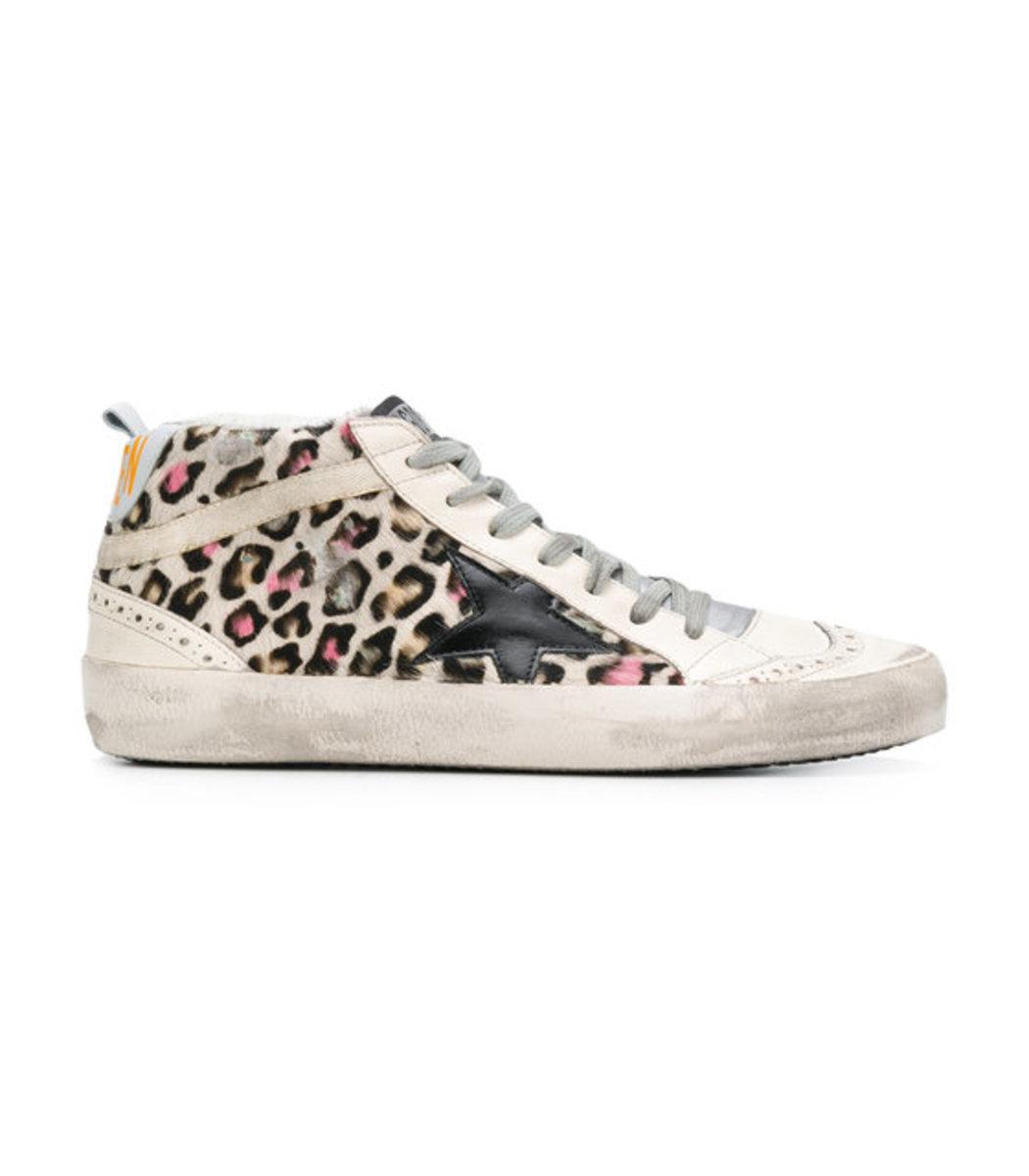 Mid Star Sneakers