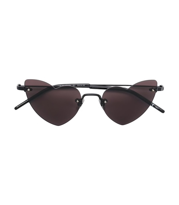 b8582aa53553 Saint Laurent. Lou Lou Sunglasses