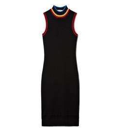 pswl colorblock mockneck dress