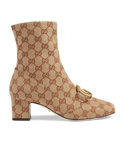 gg ankle boot with double g