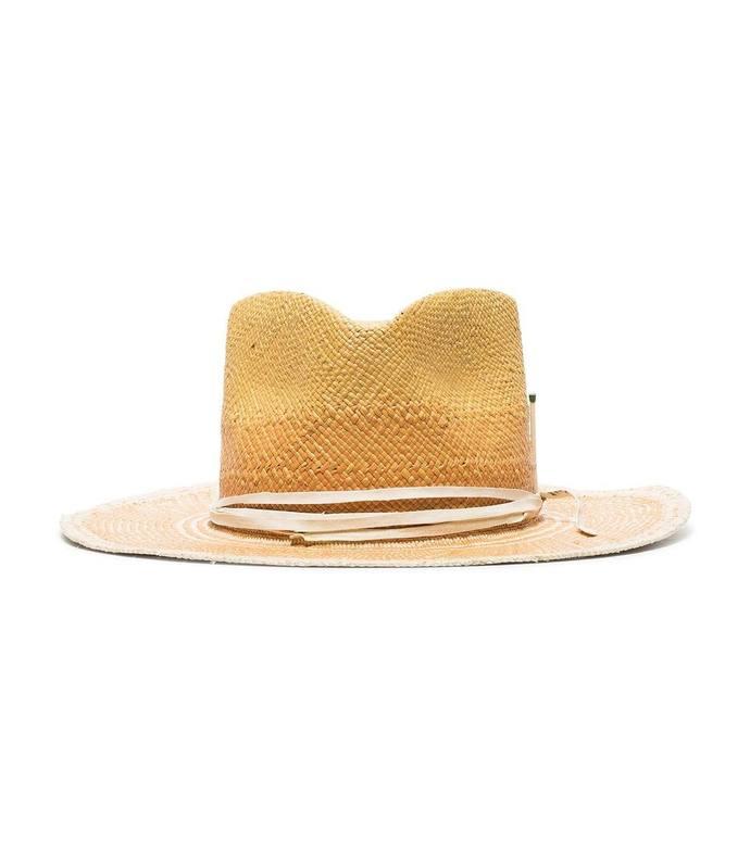 sol straw hat