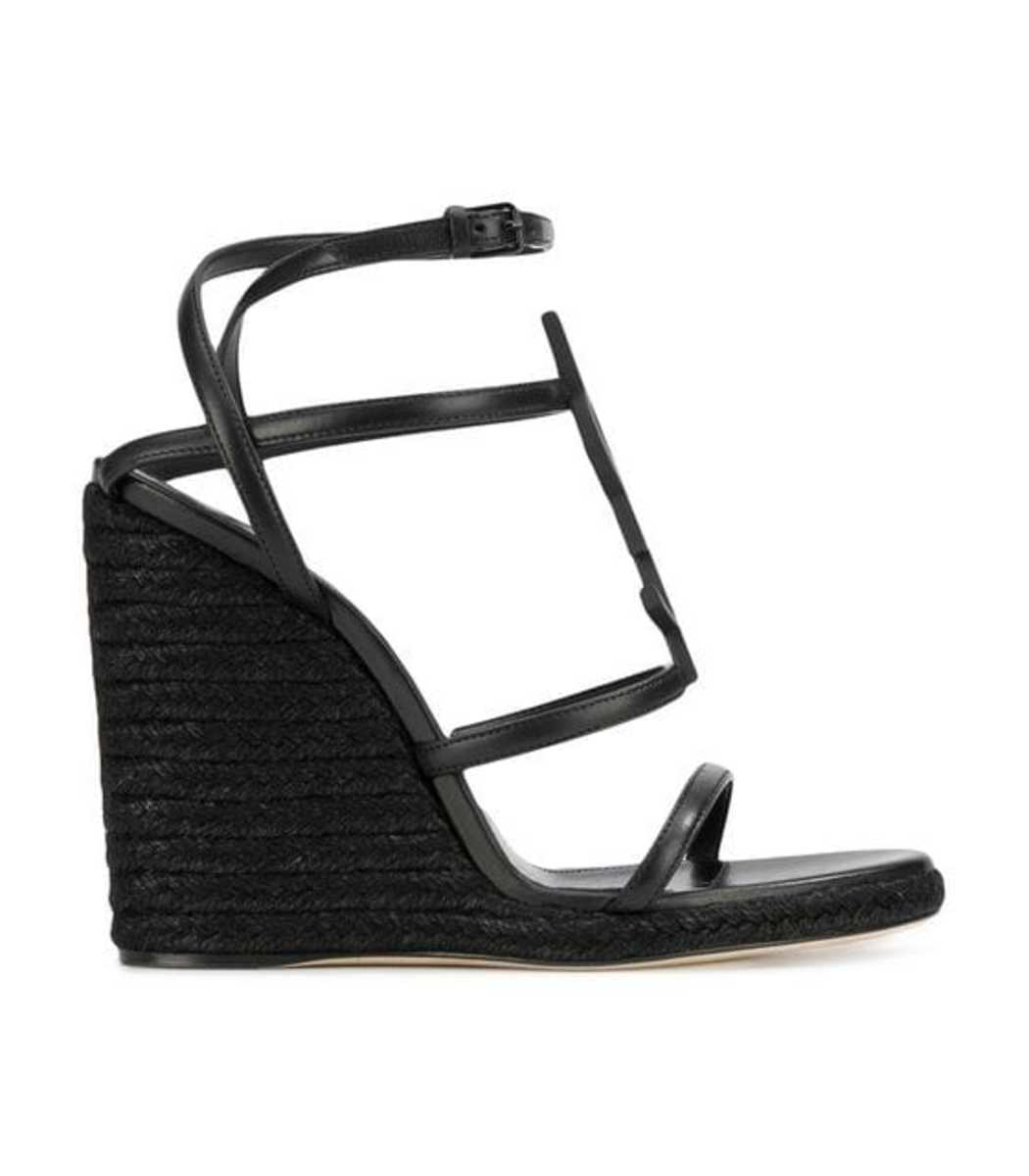 Cassandra Wedge Espadrilles by Shop Bazaar
