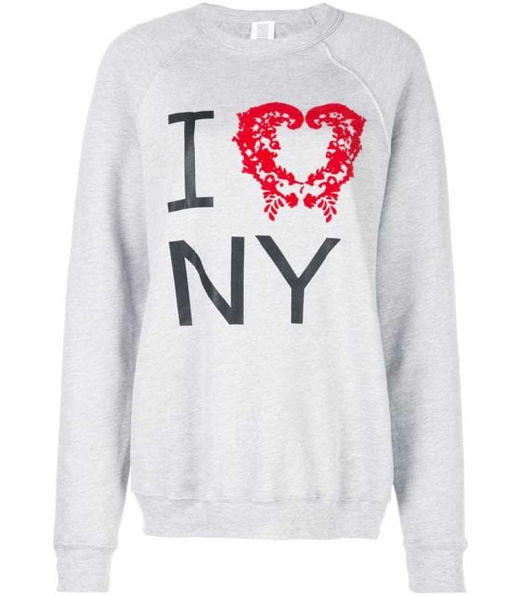 Rosie Assoulin Sweaters I Love NY Sweater