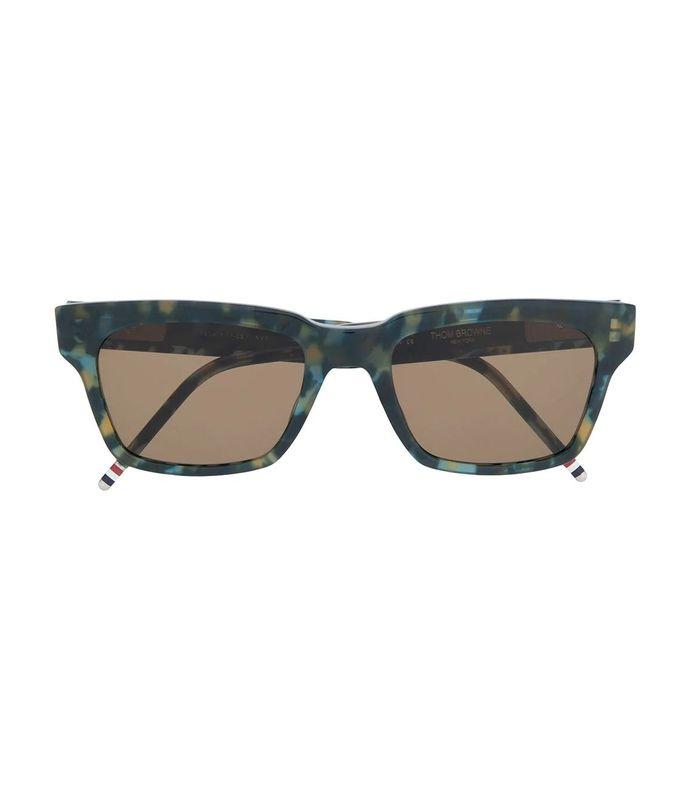 4b62668aecdaf Thom Browne. Tortoise Sunglasses