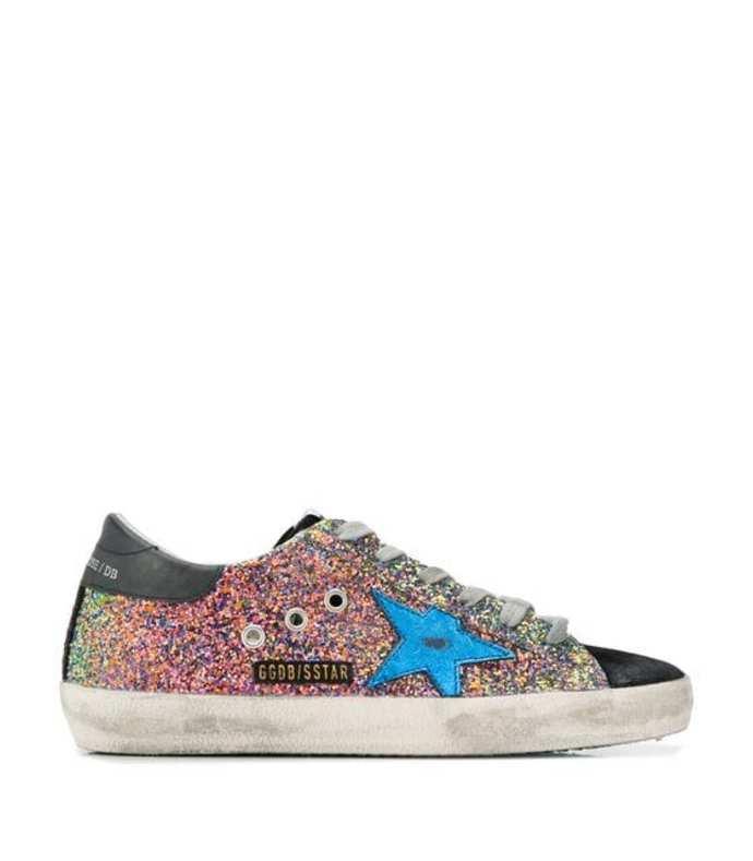 bd76c83d1c2 Golden Goose. Superstar Multiglitter Sneakers