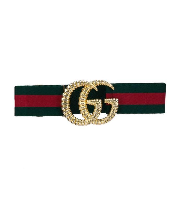 web trim logo belt