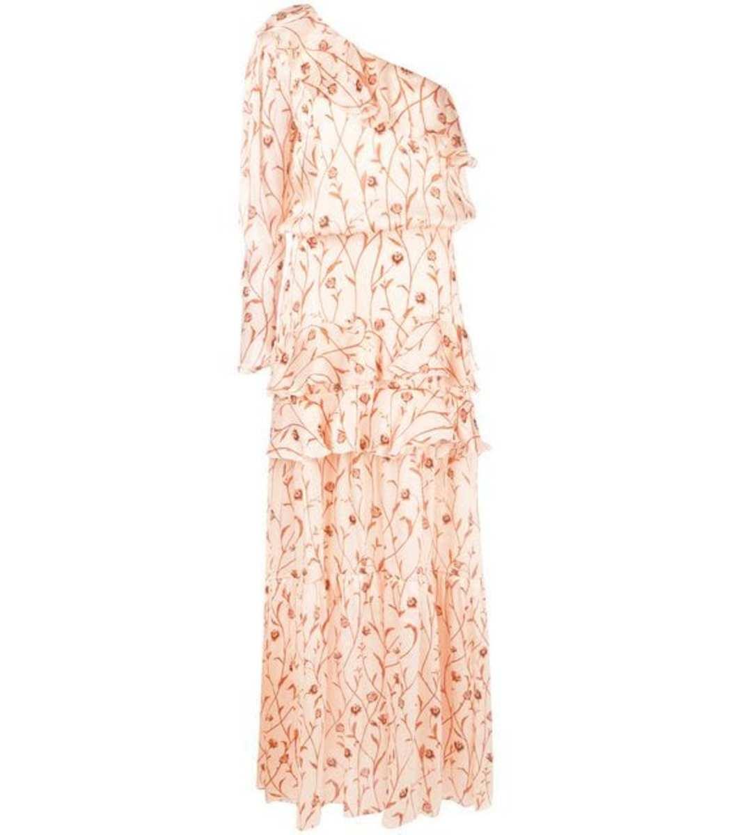 Johanna Ortiz Dresses Myst Soul Ruffle Tier Maxi Dress
