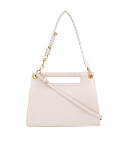 whip medium top handle shoulder bag