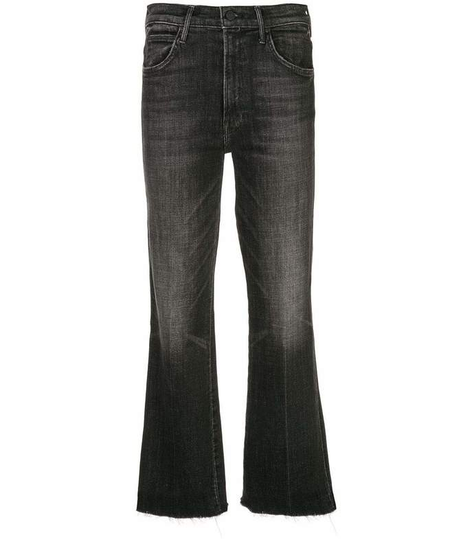 desperado ankle fray cropped jeans
