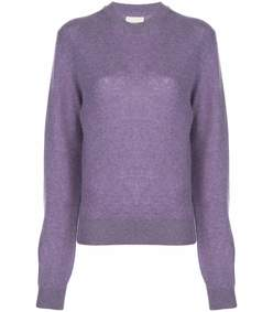 viola crew neck cashmere sweater