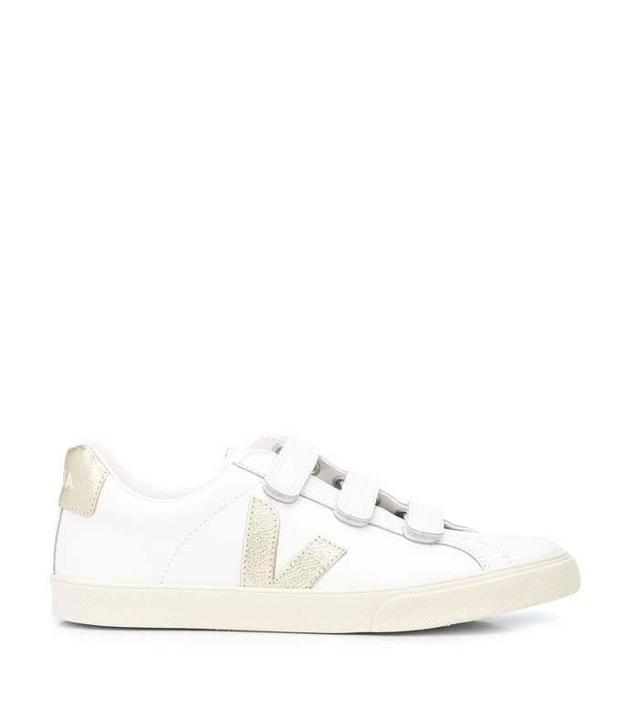 3-lock velcro strap sneakers