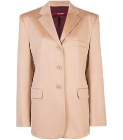 structured oversized blazer