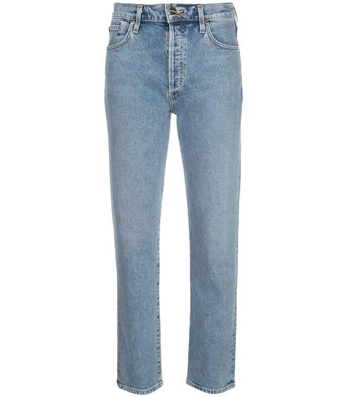 benefit straight leg jeans