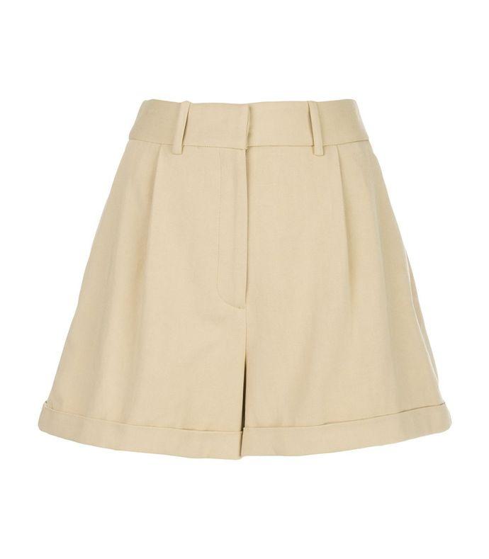 napa high rise shorts