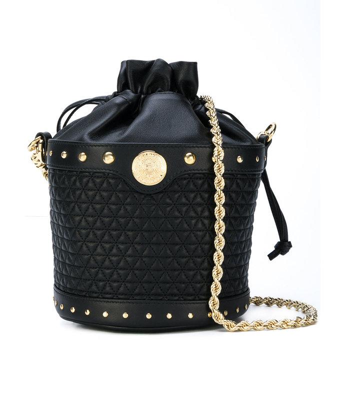 black renaissance party bag
