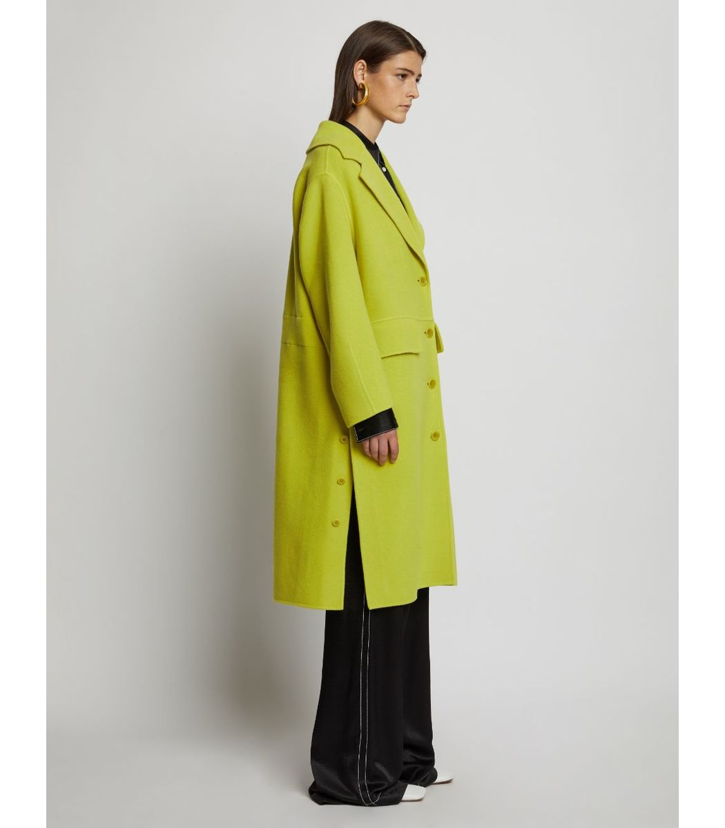 PROENZA SCHOULER WHITE LABEL Coats Double Face Coat