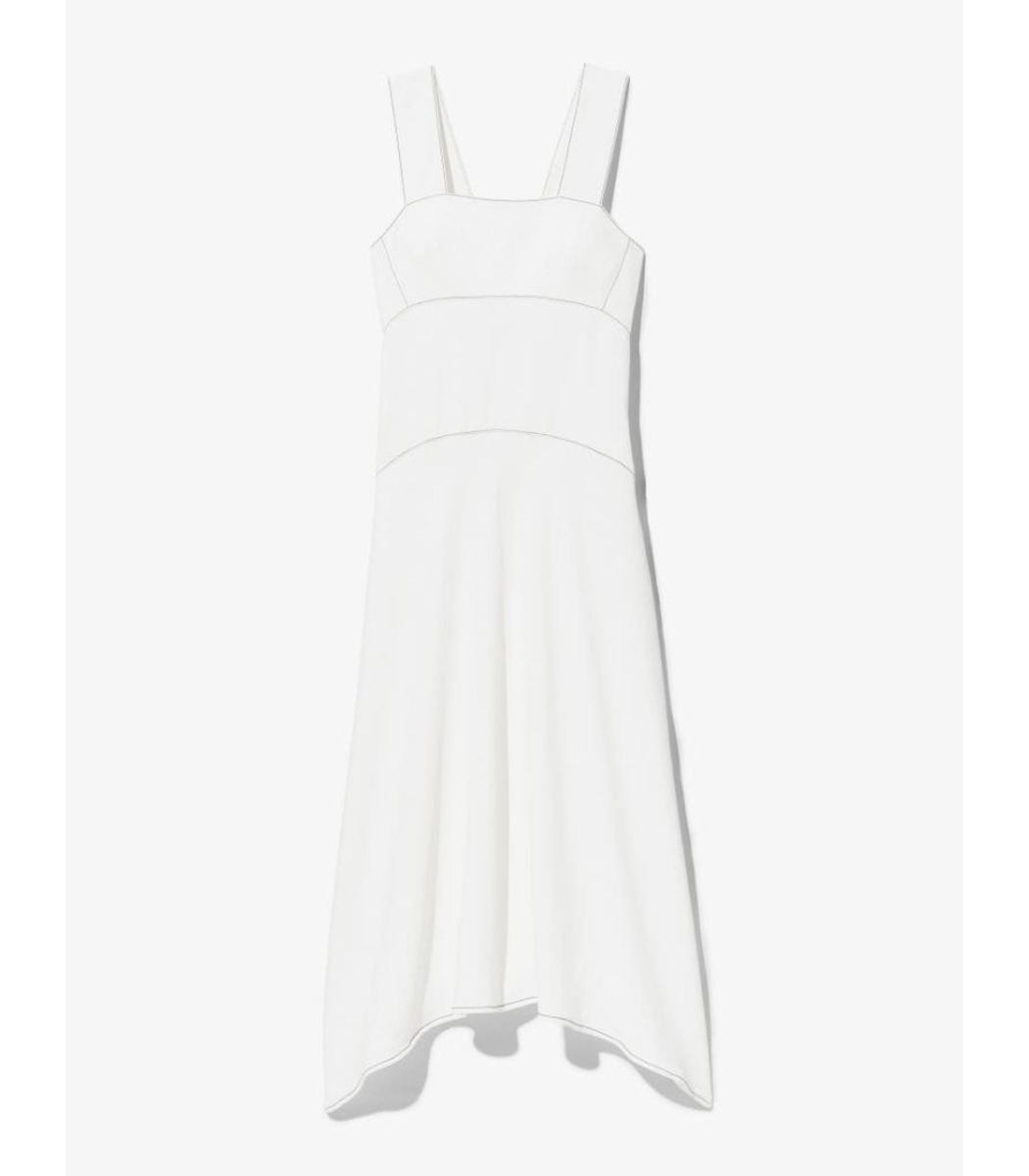 Proenza Schouler White Label Clothing Rumpled Pique Dress