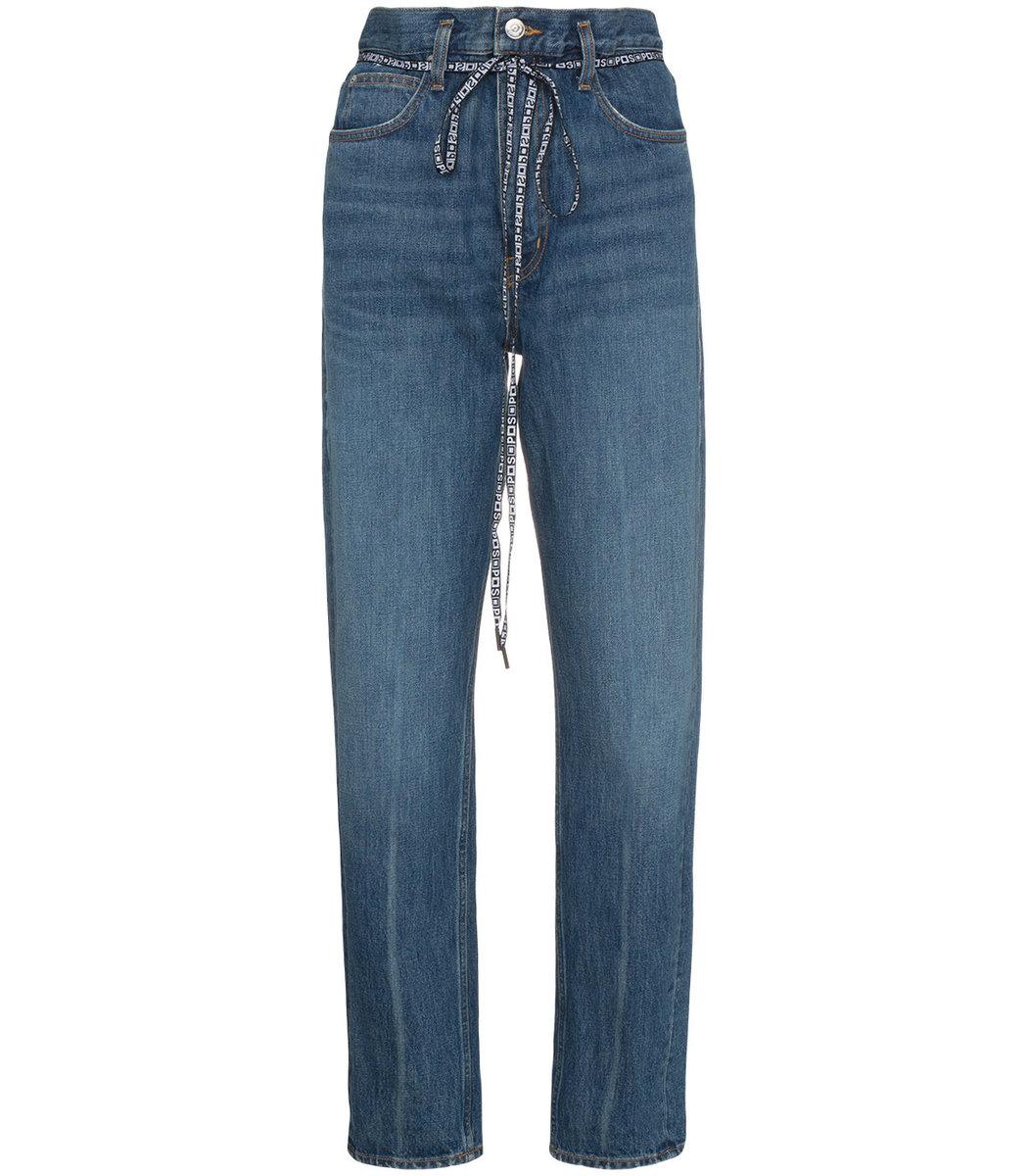 PSWL Paperbag Jeans - Blue Proenza Schouler 0lg7OhS