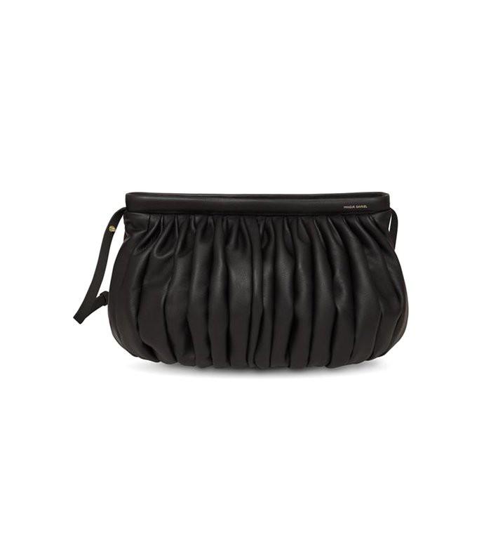 balloon bag in black