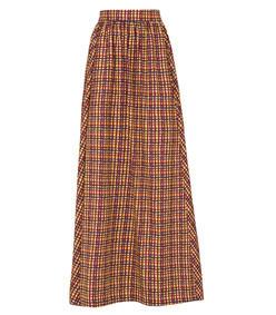 multicolor the delano skirt