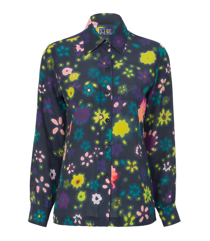 multicolor the star island shirt