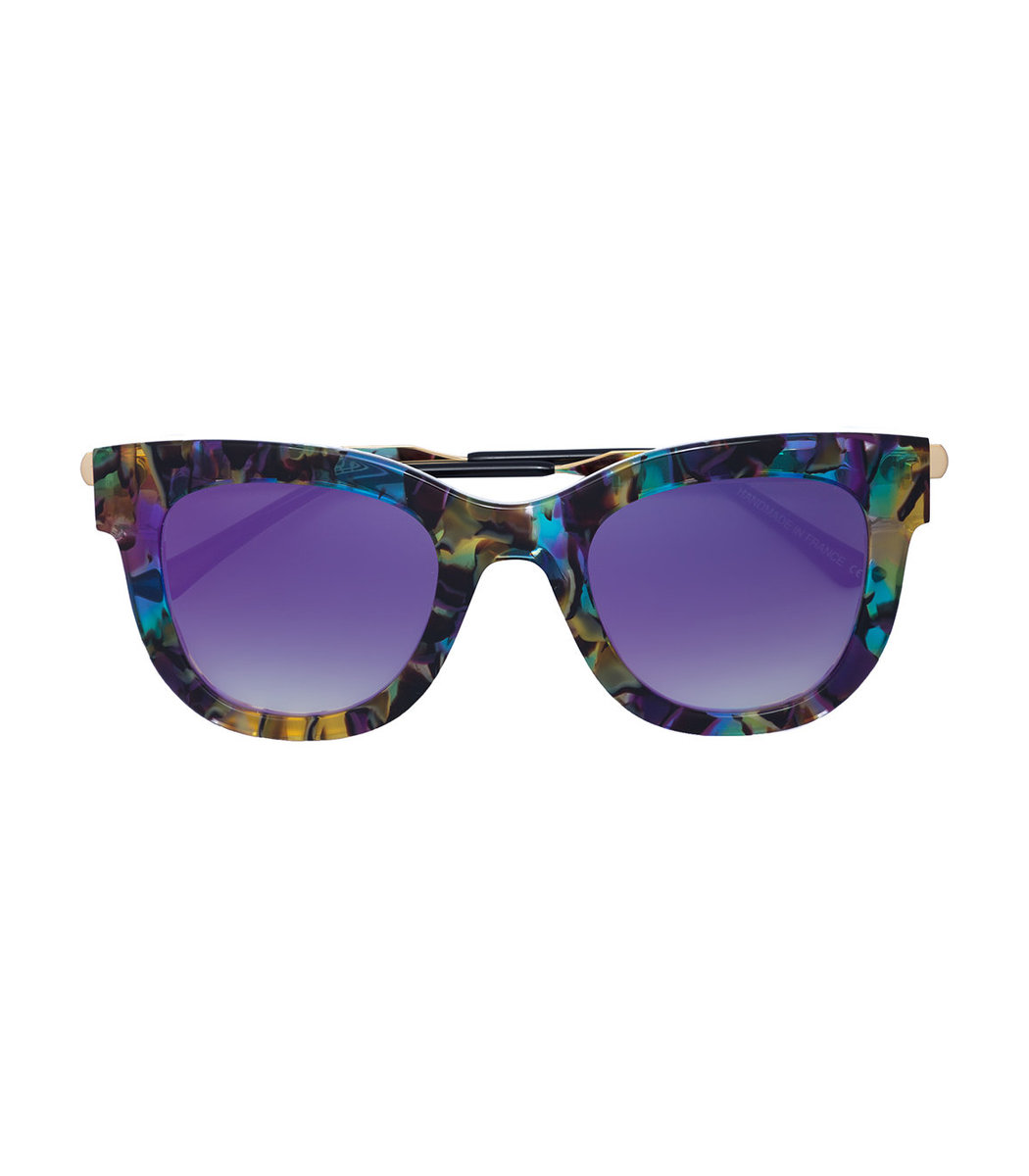 Thierry Lasry Multicolor Sexxxy Limited Edition Sunglasses