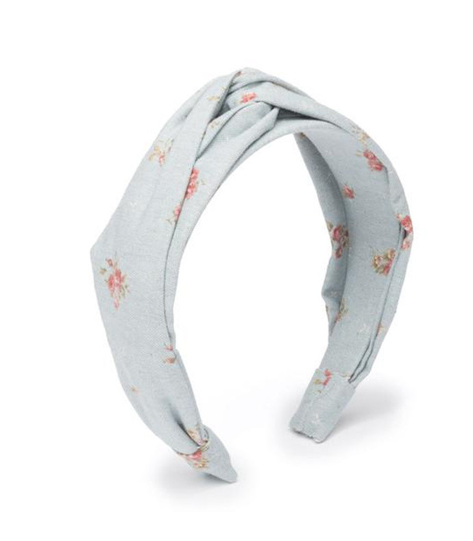 lula blue headband