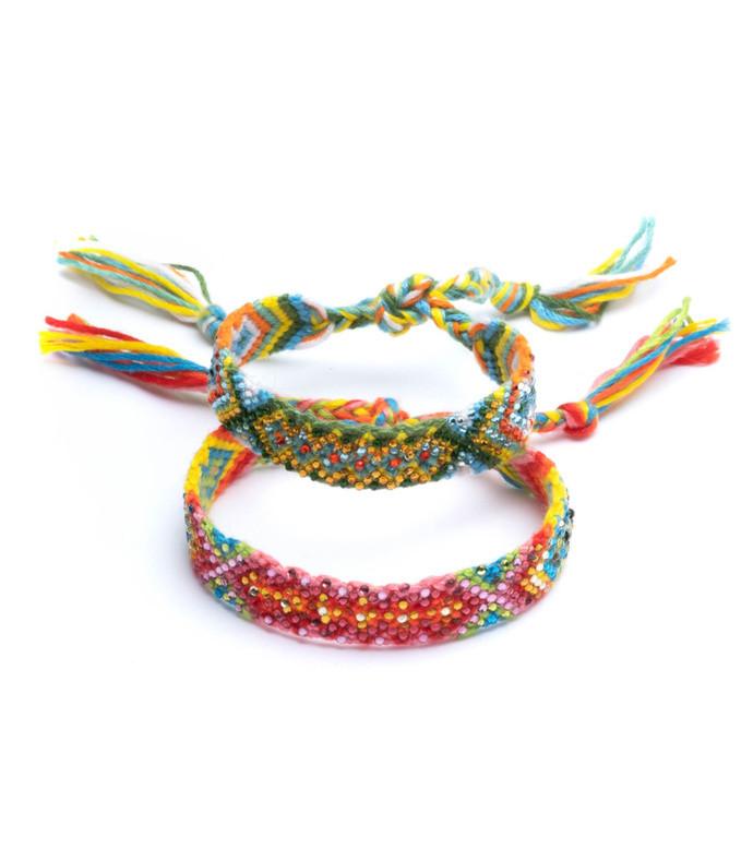 jamie and marney bracelets - set of  2