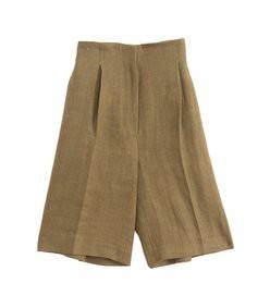 rangiroa bermuda shorts in green
