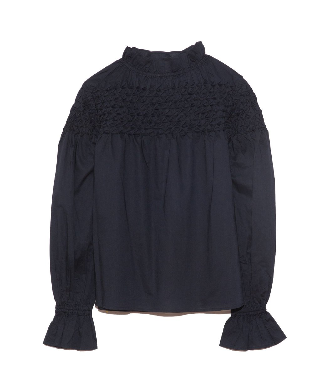 MERLETTE Majorelle Top in Navy