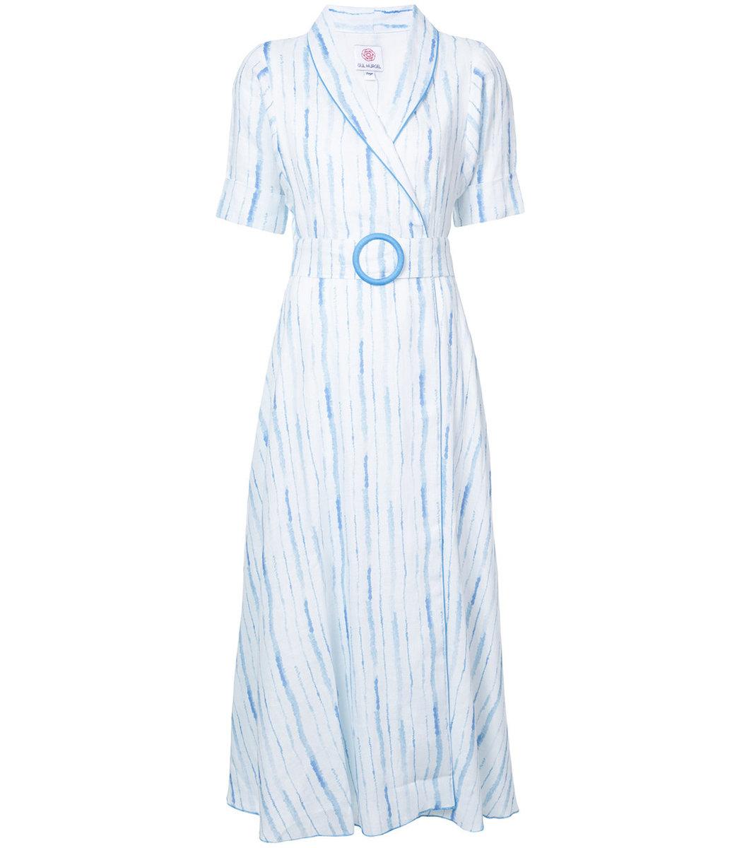 Gül Hürgel Belted Shirt Dress