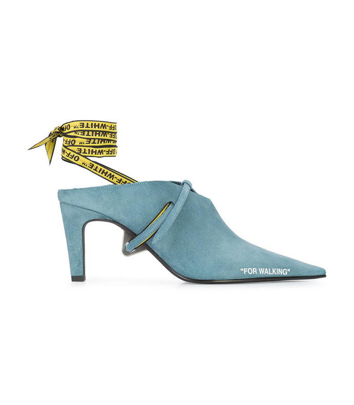blue for walking mules
