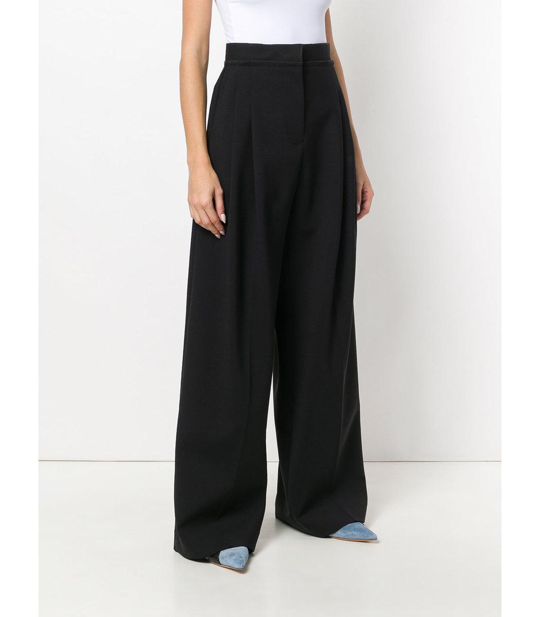 wide-leg trousers - Black J.W.Anderson OFdCJ4Y
